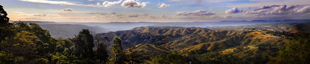 valley of 1000 hills South Africa