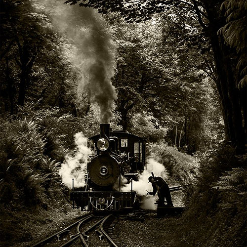 Brecon Mountain Railway CoLtd_Steam Train Wales