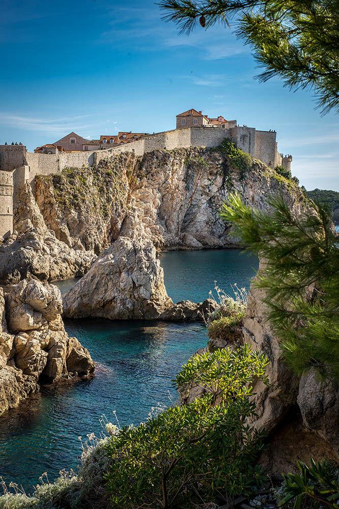 Dubrovnik, Fort Lovrijenac