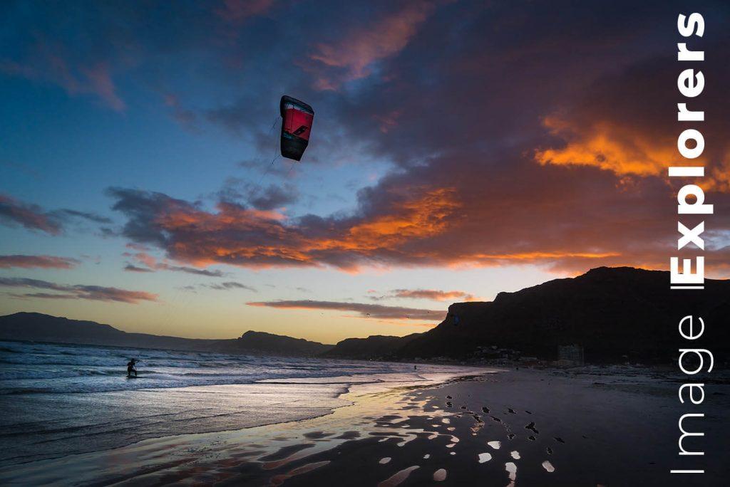 Kite Surfing Muizenberg