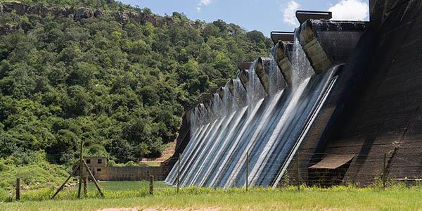 Shongweni Dam South Africa no neutral density filter