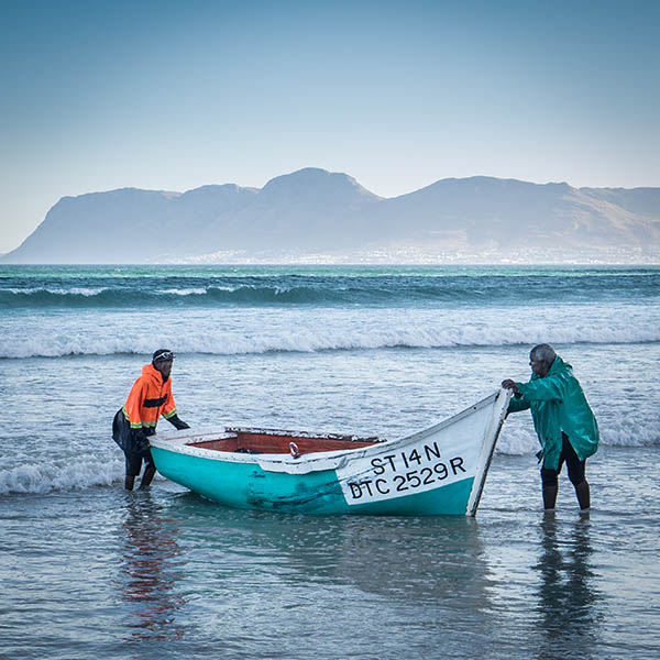 cape town fisherman