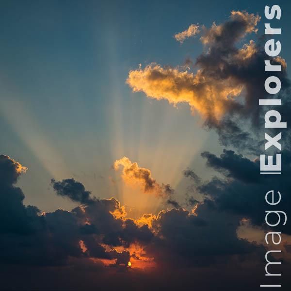 Cyprus Dramatic Sky