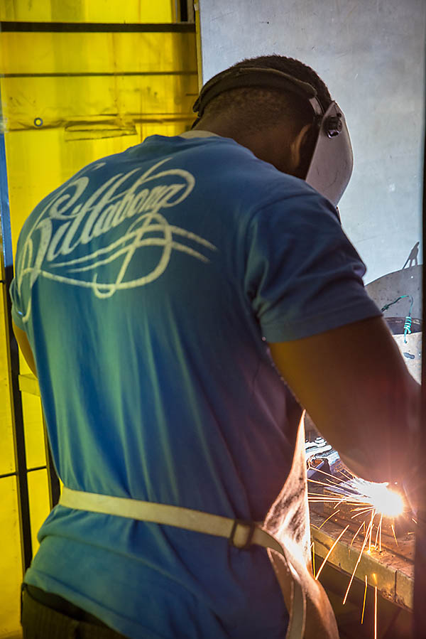 Embocraft Welding Class - South Africa Skills Training