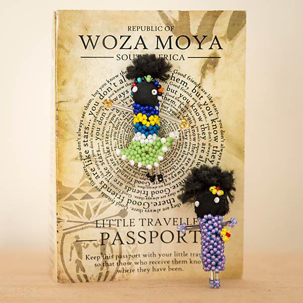 Little Traveller Woza Moya