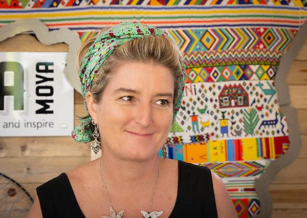 Woza Moya manager Paula