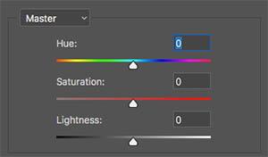 HSL - Hue, Saturation, Luminance