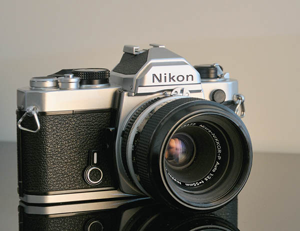 NikonFM - what are the best film camera for beginners