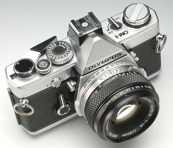 Olympus_OM-1_MD best film cameras for beginners