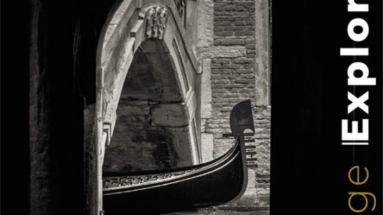 best black and white film for travel photography in venice