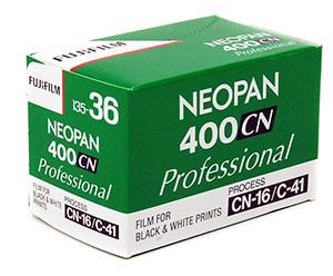Fujifilm Neopan 400