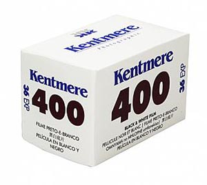 kentmere-400 black and white film