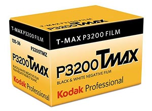 Kodak TMax P3200 - What's your best black and white film for travel photography