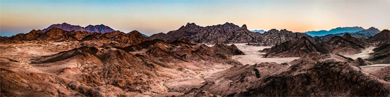 Final panorama image