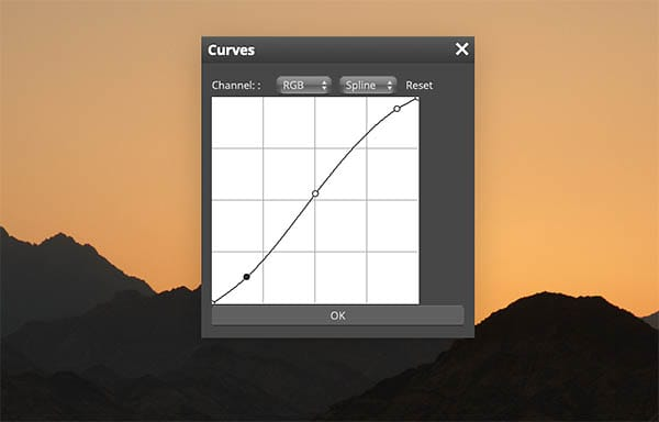 curves simplified