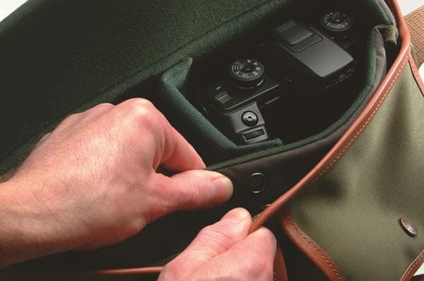 Hadley removable interior