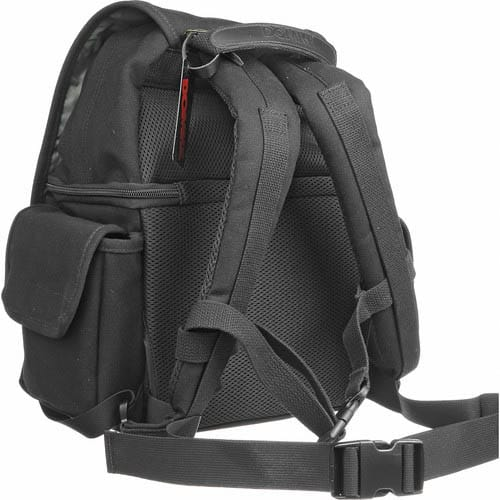 domke backpack rear view