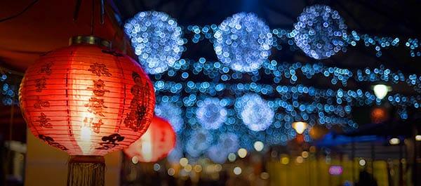 Grewnich London photographing market lights