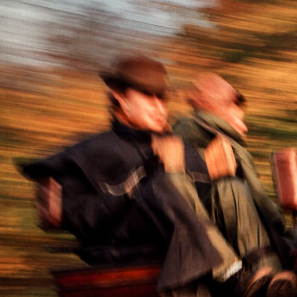 pan and blur like turner for impressionistic images