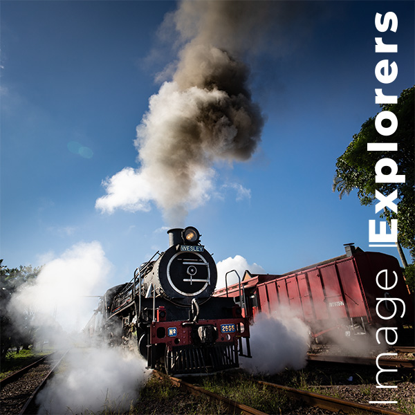 how to photograph steam trains