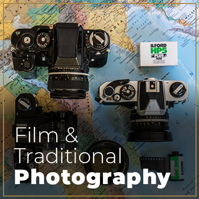 Film and traditional photography
