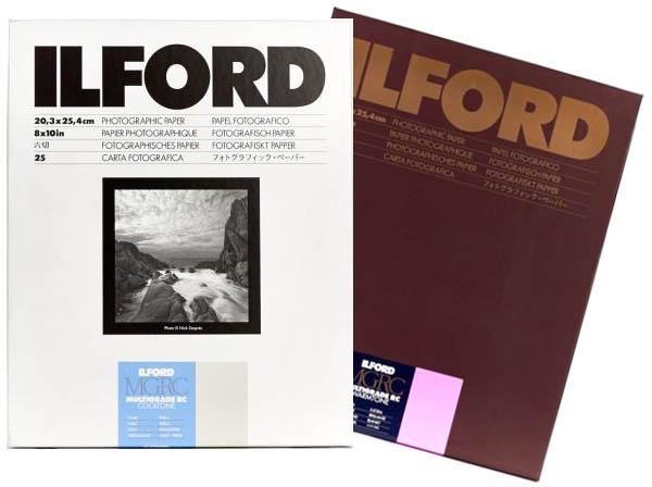 ilford photographic darkroom paper